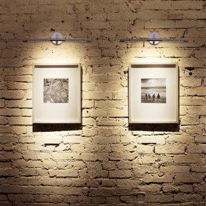 Resultado de imagem para iluminar quadros